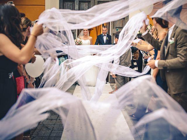 Il matrimonio di Alessandro e Violetta a Fano, Pesaro - Urbino 45