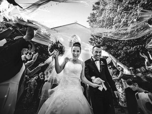 Il matrimonio di Alessandro e Violetta a Fano, Pesaro - Urbino 47