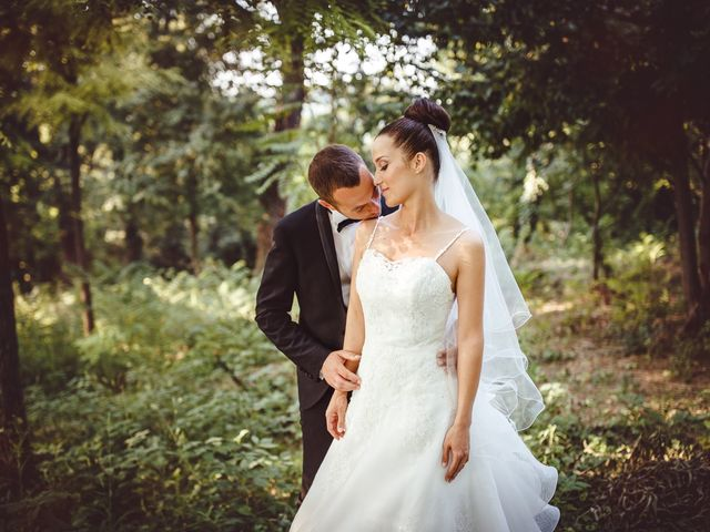 Il matrimonio di Alessandro e Violetta a Fano, Pesaro - Urbino 1