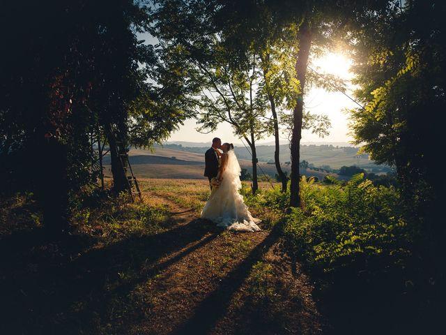 Il matrimonio di Alessandro e Violetta a Fano, Pesaro - Urbino 55