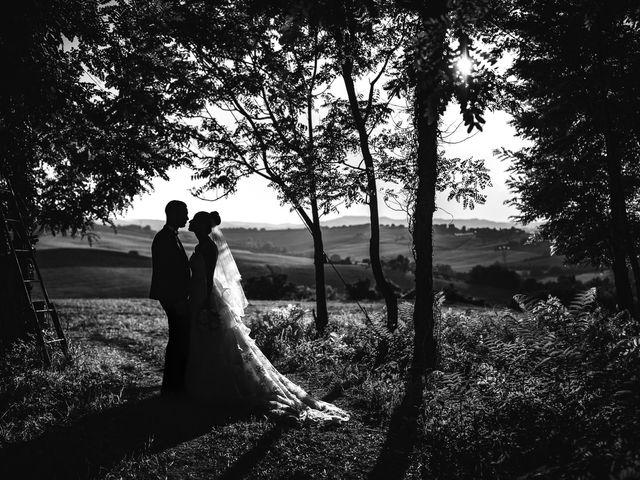 Il matrimonio di Alessandro e Violetta a Fano, Pesaro - Urbino 56