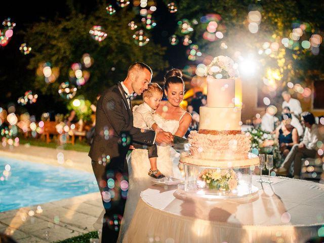 Il matrimonio di Alessandro e Violetta a Fano, Pesaro - Urbino 81