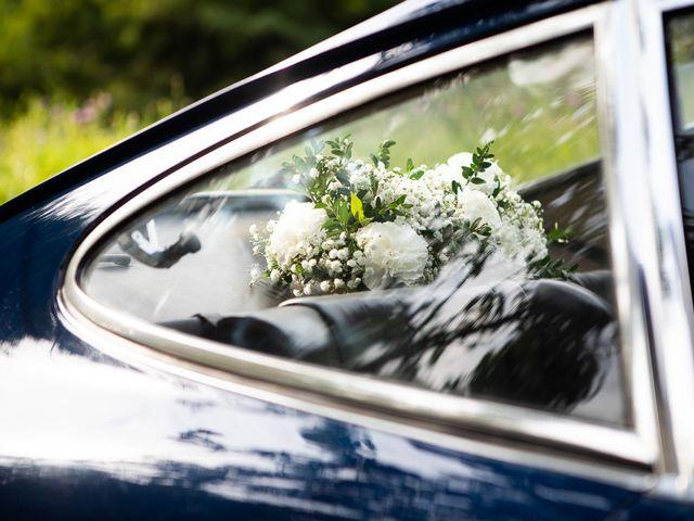 Il matrimonio di Lorenzo e Francesca a Albavilla, Como 5
