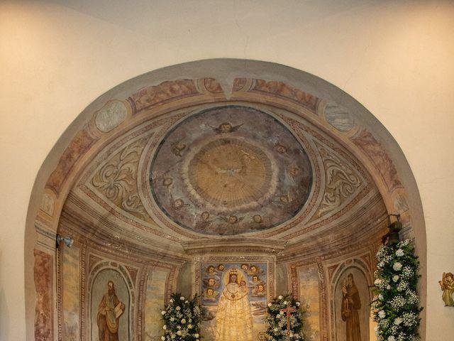 Il matrimonio di Lorenzo e Francesca a Albavilla, Como 12