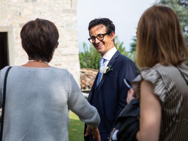 Il matrimonio di Lorenzo e Francesca a Albavilla, Como 8