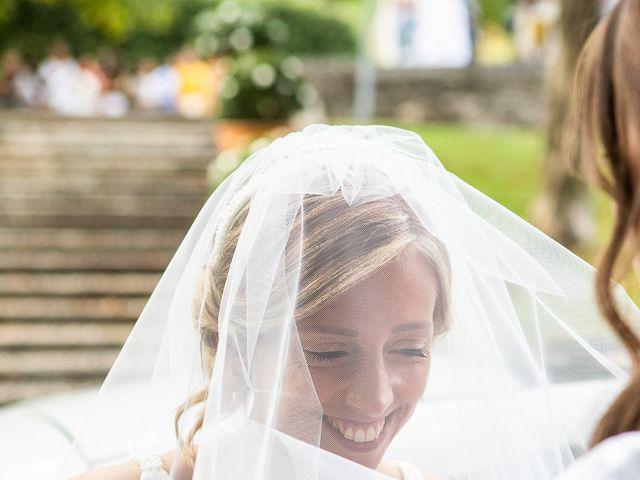 Il matrimonio di Lorenzo e Francesca a Albavilla, Como 16