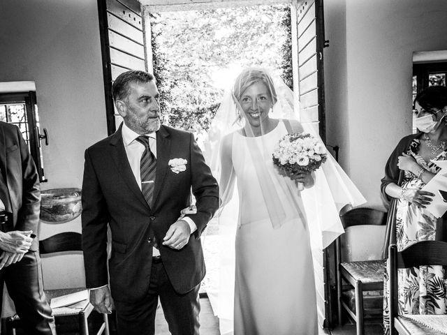 Il matrimonio di Lorenzo e Francesca a Albavilla, Como 19