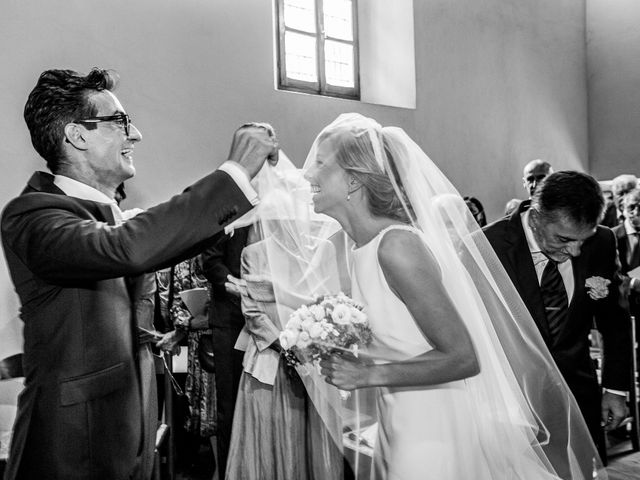 Il matrimonio di Lorenzo e Francesca a Albavilla, Como 20