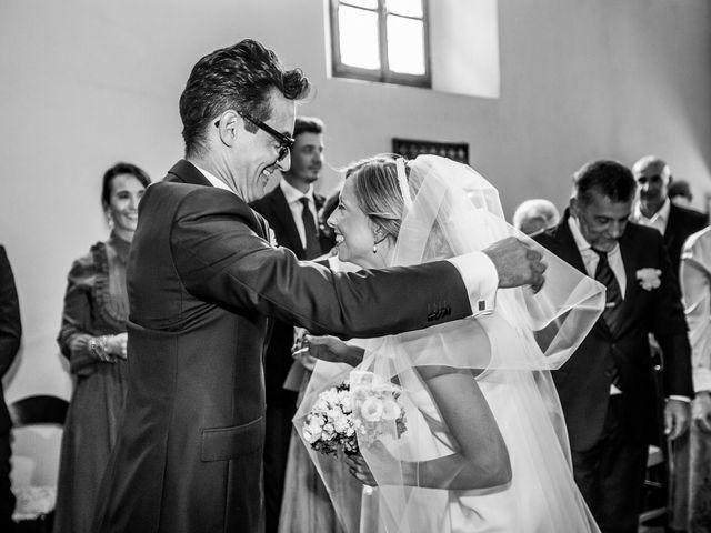 Il matrimonio di Lorenzo e Francesca a Albavilla, Como 21