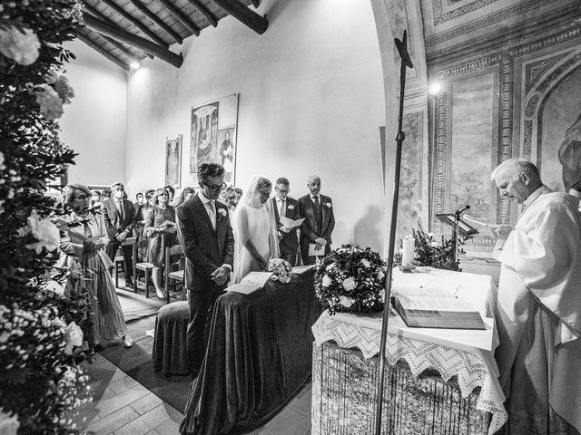 Il matrimonio di Lorenzo e Francesca a Albavilla, Como 22