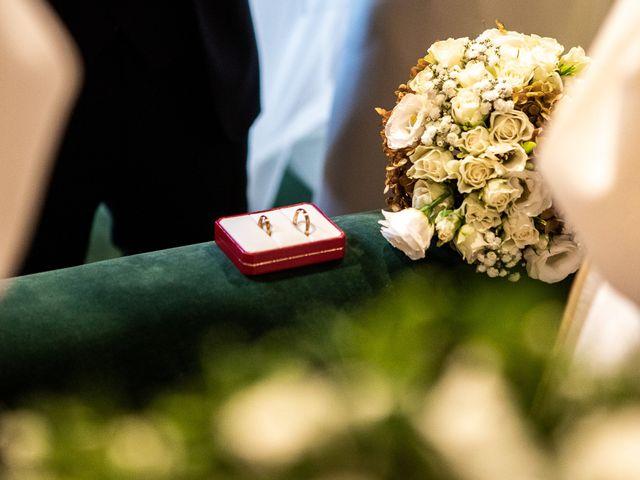 Il matrimonio di Lorenzo e Francesca a Albavilla, Como 24