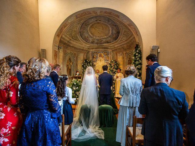 Il matrimonio di Lorenzo e Francesca a Albavilla, Como 26