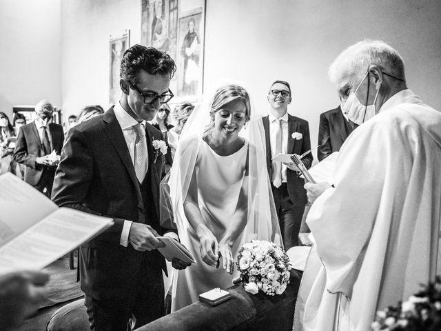 Il matrimonio di Lorenzo e Francesca a Albavilla, Como 23