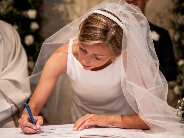 Il matrimonio di Lorenzo e Francesca a Albavilla, Como 28