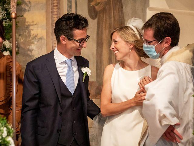 Il matrimonio di Lorenzo e Francesca a Albavilla, Como 29