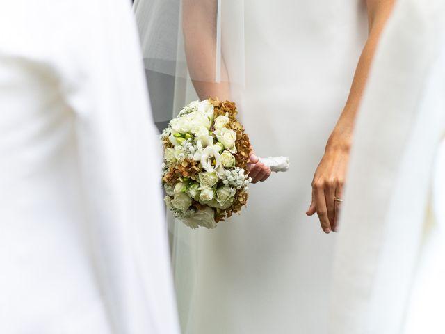 Il matrimonio di Lorenzo e Francesca a Albavilla, Como 1