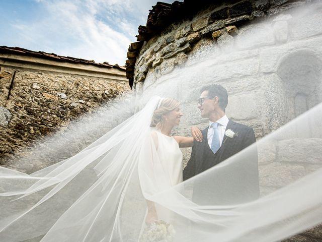 Il matrimonio di Lorenzo e Francesca a Albavilla, Como 3