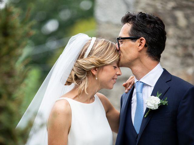 Il matrimonio di Lorenzo e Francesca a Albavilla, Como 2