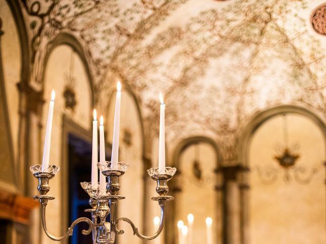 Il matrimonio di Lorenzo e Francesca a Albavilla, Como 62