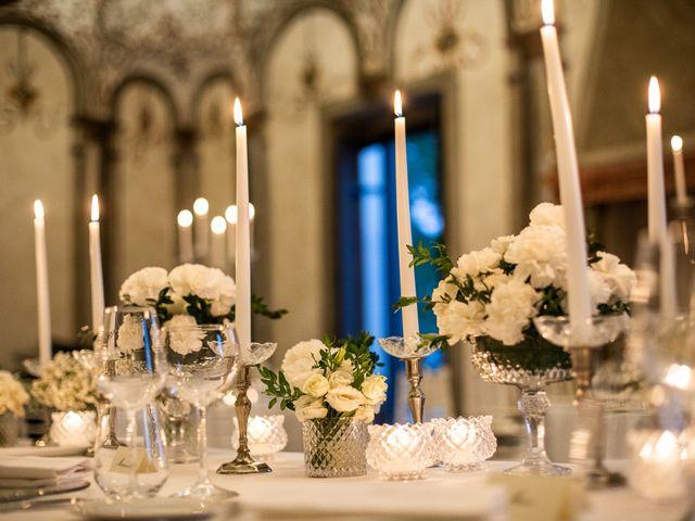 Il matrimonio di Lorenzo e Francesca a Albavilla, Como 63
