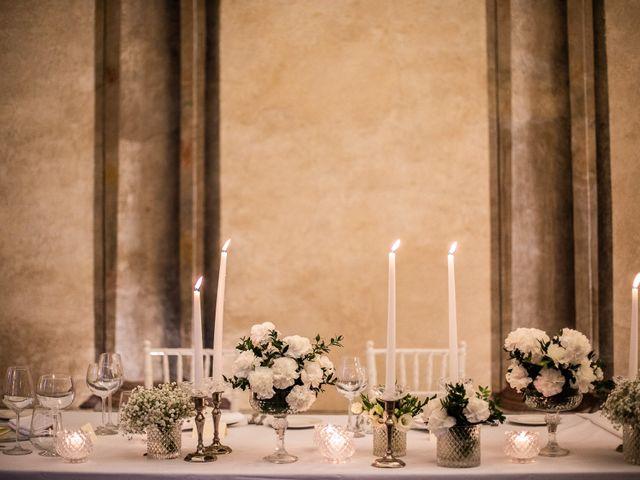 Il matrimonio di Lorenzo e Francesca a Albavilla, Como 65