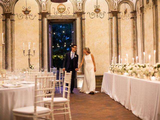 Il matrimonio di Lorenzo e Francesca a Albavilla, Como 66