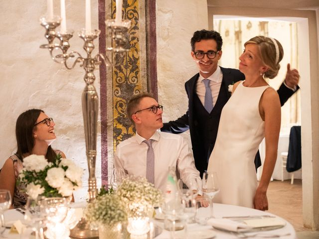 Il matrimonio di Lorenzo e Francesca a Albavilla, Como 68
