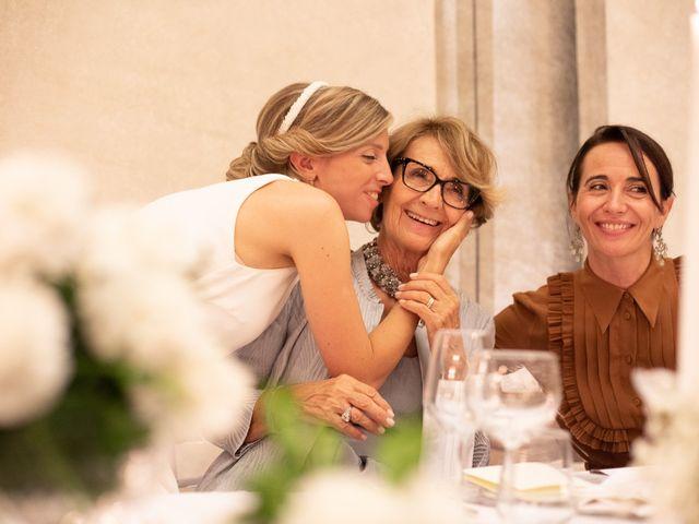 Il matrimonio di Lorenzo e Francesca a Albavilla, Como 69