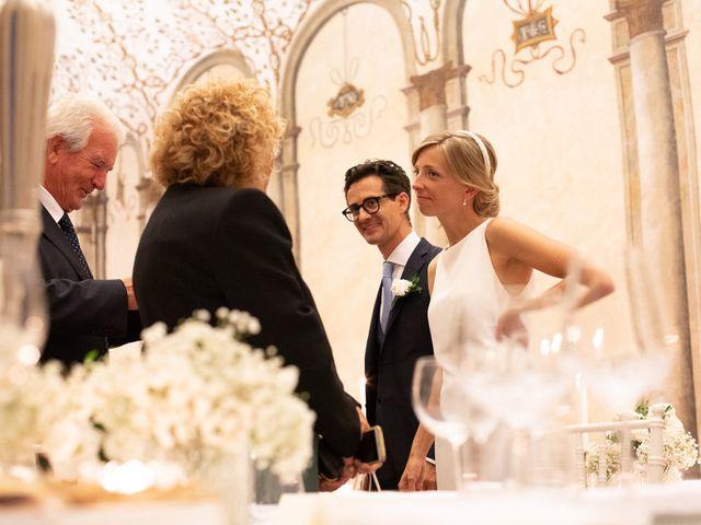 Il matrimonio di Lorenzo e Francesca a Albavilla, Como 70
