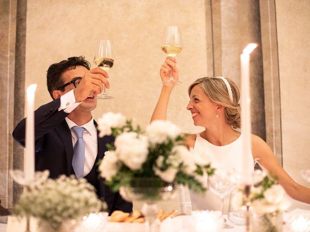 Il matrimonio di Lorenzo e Francesca a Albavilla, Como 71