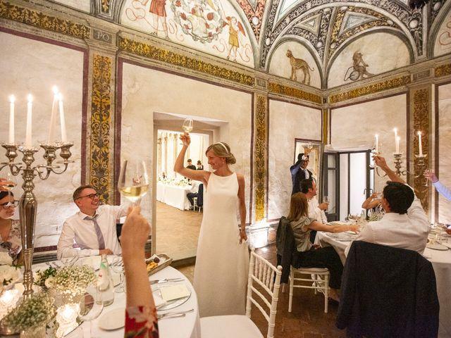 Il matrimonio di Lorenzo e Francesca a Albavilla, Como 72