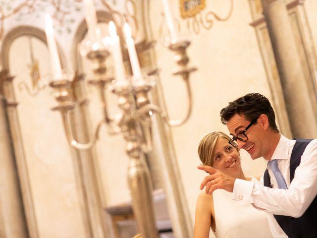 Il matrimonio di Lorenzo e Francesca a Albavilla, Como 75