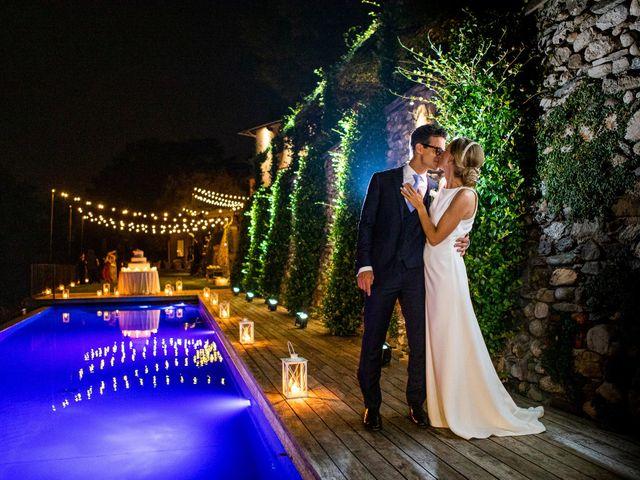 Il matrimonio di Lorenzo e Francesca a Albavilla, Como 80
