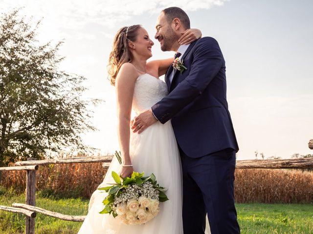 Le nozze di Kristiina e Matteo