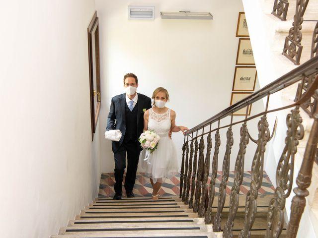 Il matrimonio di Marco e Monia a Pianiga, Venezia 1