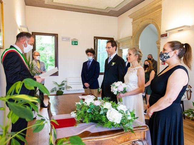 Il matrimonio di Marco e Monia a Pianiga, Venezia 2