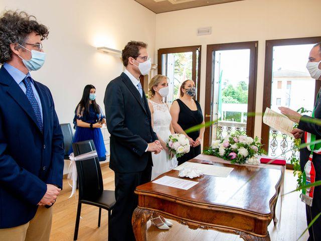 Il matrimonio di Marco e Monia a Pianiga, Venezia 3