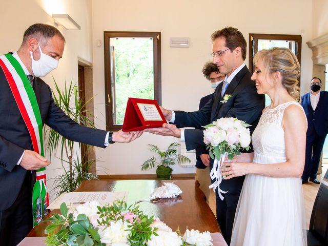 Il matrimonio di Marco e Monia a Pianiga, Venezia 9