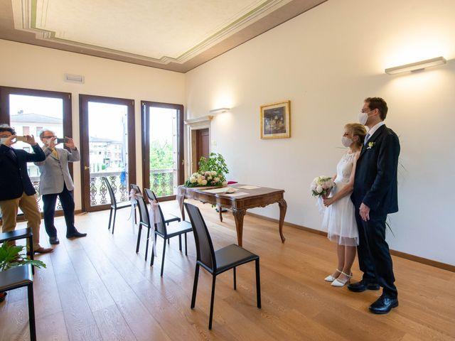Il matrimonio di Marco e Monia a Pianiga, Venezia 10