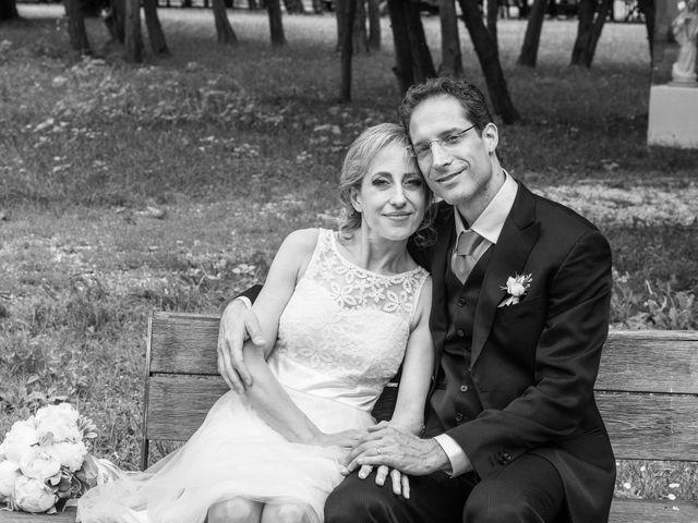 Il matrimonio di Marco e Monia a Pianiga, Venezia 13