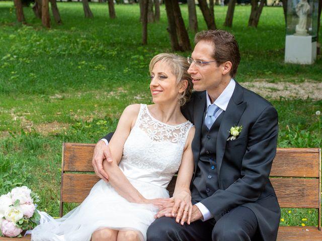 Il matrimonio di Marco e Monia a Pianiga, Venezia 14