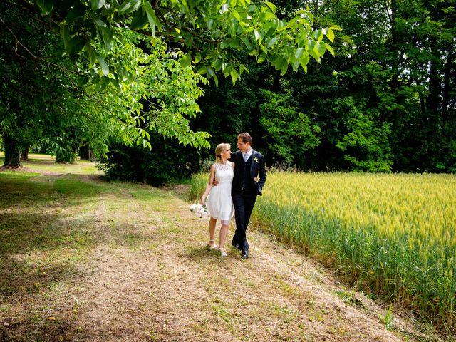 Il matrimonio di Marco e Monia a Pianiga, Venezia 20