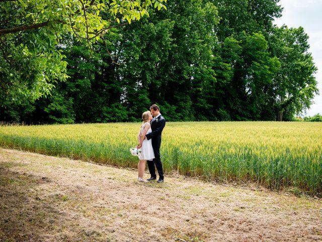 Il matrimonio di Marco e Monia a Pianiga, Venezia 21