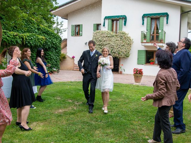 Il matrimonio di Marco e Monia a Pianiga, Venezia 25