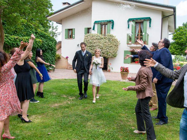 Il matrimonio di Marco e Monia a Pianiga, Venezia 26