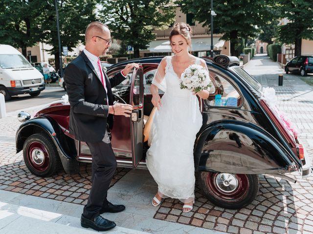 Il matrimonio di Luca e Annabella a Mogliano Veneto, Treviso 10