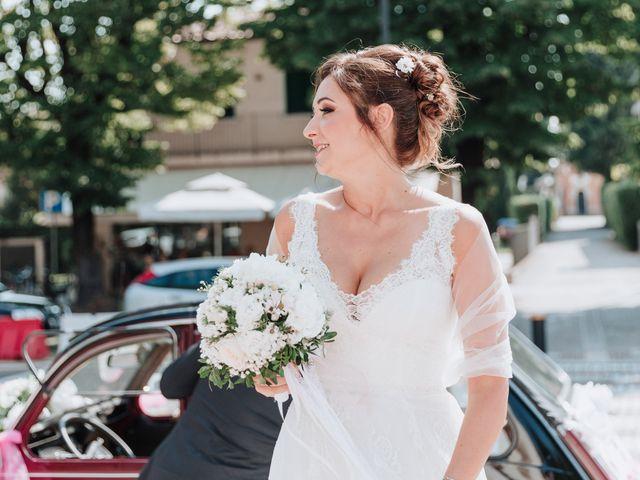 Il matrimonio di Luca e Annabella a Mogliano Veneto, Treviso 11