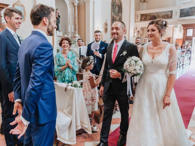 Il matrimonio di Luca e Annabella a Mogliano Veneto, Treviso 15