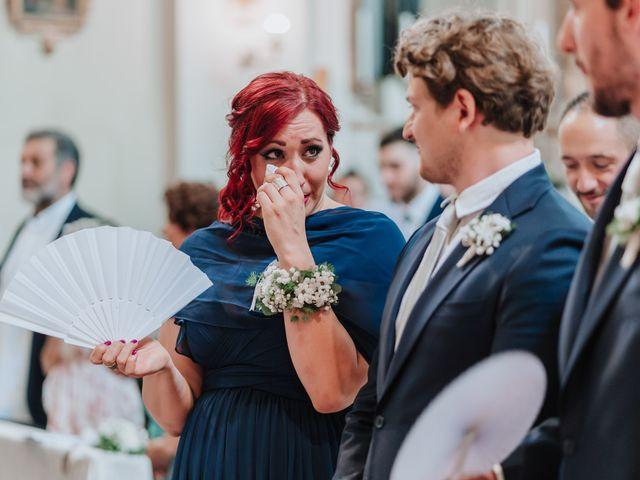 Il matrimonio di Luca e Annabella a Mogliano Veneto, Treviso 16