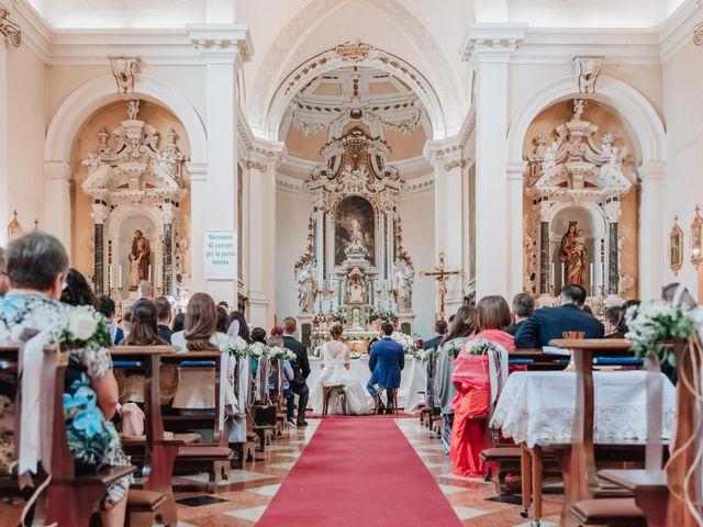 Il matrimonio di Luca e Annabella a Mogliano Veneto, Treviso 18